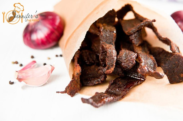 teriyaki ground beef jerky recipe