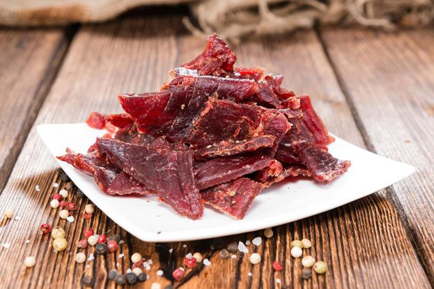 Simple Gluten Free Beef Jerky Recipe