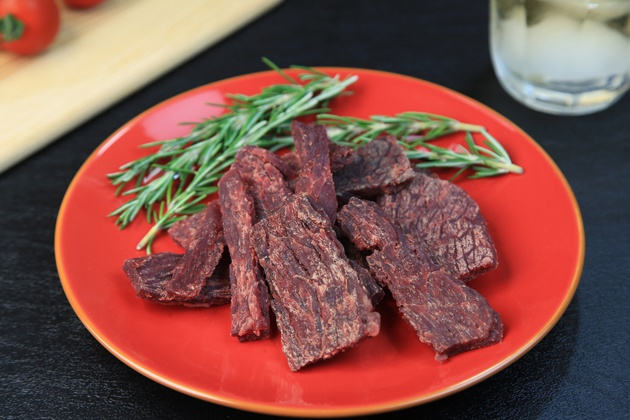 London broil jerky