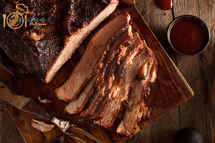 how to tell when smoked brisket is done