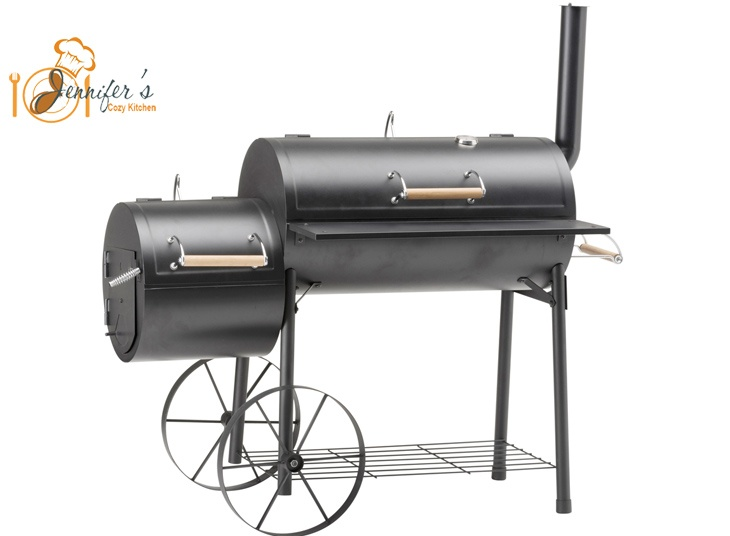 How to Season A New Smoker