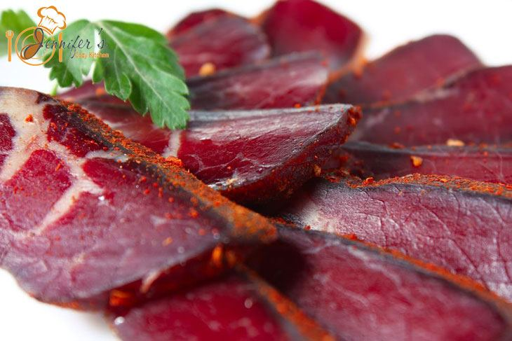 how to make dried beef