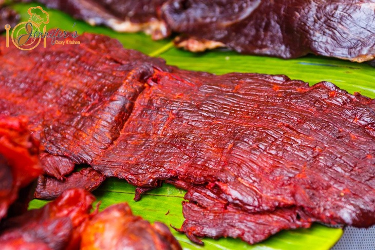 How to Make A Less-Salty Corned Beef Jerky